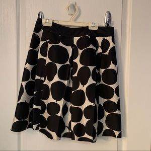 Juicy Couture silk fruit skirt